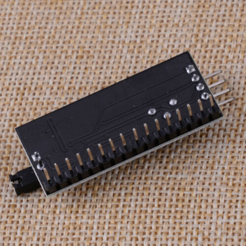 Details about  /10xIIC I2C LCD1602 Display Interface Board Module fit for Arduino Port Adapter