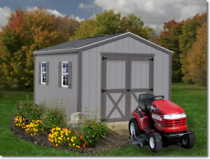Image Is Loading Best Barns Elm 10x12 Wood Storage Shed Kit