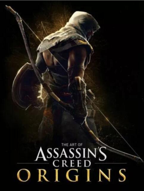 Art of Assassin's Creed Origins  Davies Paul New Sealed