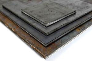 4mm Mild Steel Discs Various Diameters