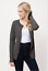 Women-Cardigan-Long-Sleeve-Solid-Open-Front-Twisted-Sweater-cardigan-S-3XL miniatura 3