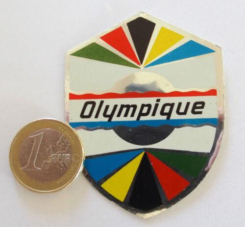Autocollant badge CYCLES OLYMPIQUE 1960//70/'s NOS sticker. ORIGINAL neuf