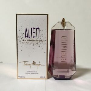 Details about Alien by Thierry Mugler - 6 7 / 6 8 oz / 200 ml Women's  Radiant Shower Gel NIB