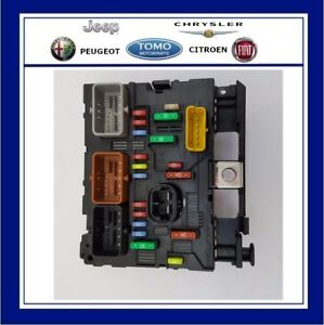 new genuine oe citroen engine bay fuse box (bsm) fits citroen c4 Citroen C1 Price image is loading new genuine oe citroen engine bay fuse box