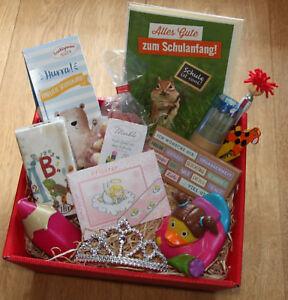 Schulmadchen Geschenke Einschulung Schule Schulbeginn Schulkind