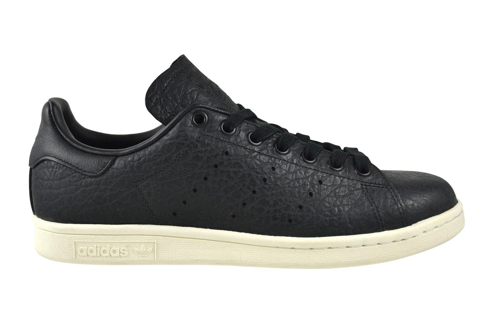 Adidas Stan Smith core schwarz off Weiß Turnschuhe Schuhe schwarz BB0037