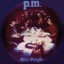 NITE PEOPLE - P.M. - PSYCH - NEW / 180GM VINYL