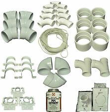 Central Vac Cleaner 3-Inlet Installation Kit 06-0679-05