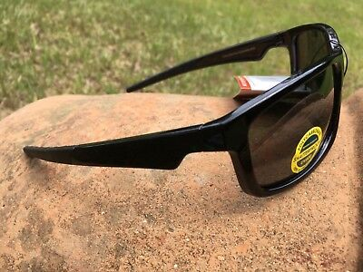 Maxx HD Sunglasses Dynasty HDP 2.0 flat blue Polarized fishing smoke lens A1