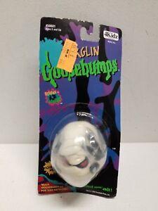 Rare New & Sealed Gurglin Goosebumps La taille de la balle anti-stress momie - Squishy 1996