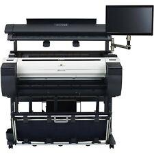 Canon Imageprograf Ipf785 36 Color Wide Format Printer Scanner