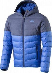 Qualitätsprodukte am beliebtesten 100% Qualitätsgarantie Details zu McKINLEY Herren Wander Daunenjacke Foster Active Fit Blau Daunen  Winter Jacke
