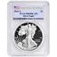 2018-S Proof $1 American Silver Eagle PCGS PR69DCAM FDOI Label