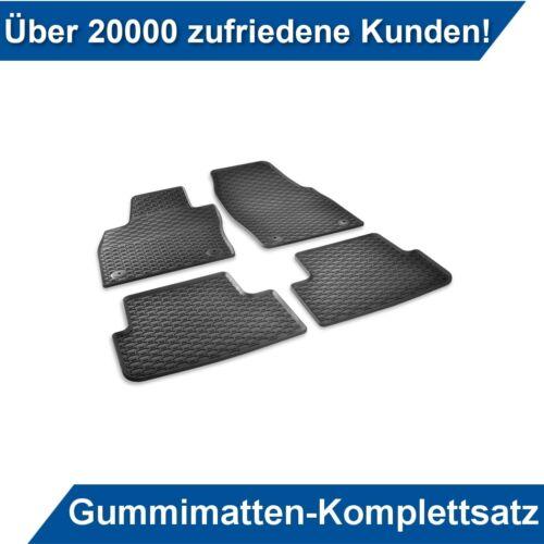 Für Seat Arona ab 17 Gummimatten Fußmatten Spezifisch Kpl.