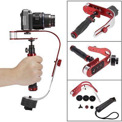 PRO Handheld Stabilizer Video Bracket for Canon Nikon Camera DSLR Camcorder
