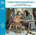 Stories from Shakespeare: v. 2:  Julius Caesar  ,  The Merchant of Venice ,   The Taming of the Shrew ,  As You Like it ,  Richard II ,  Henry IV Part I and Part 2 ,   The Merry Wives of Windsor by William Shakespeare (CD-Audio, 2006)