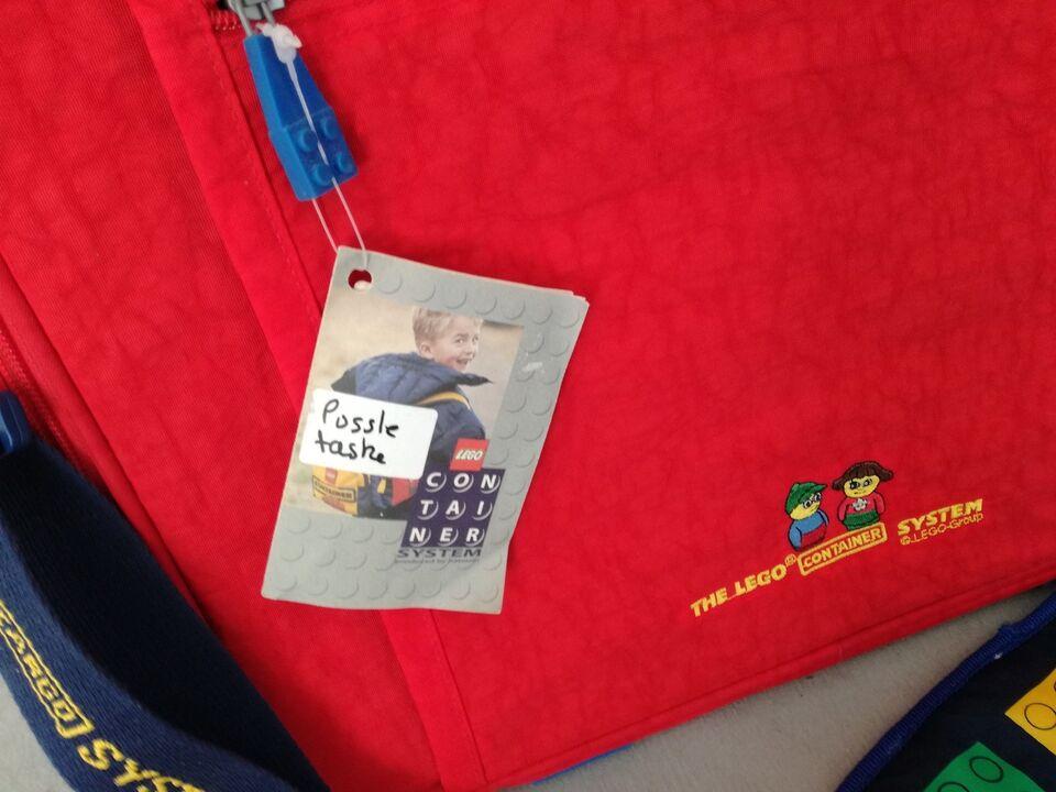 Pusletaske, Lego cargo pusletasker, Lego