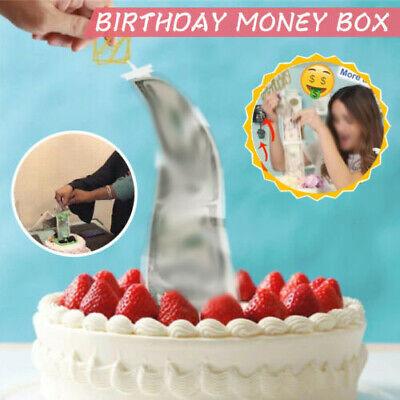 Astonishing Cake Atm Happy Birthday Cake Topper Money Box Funny Pulling Making Personalised Birthday Cards Paralily Jamesorg