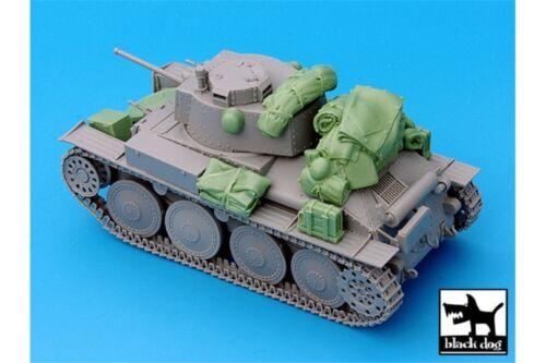 Black Dog T35031 1//35 Pz.Kpfw.38 Ausf.G accessories set