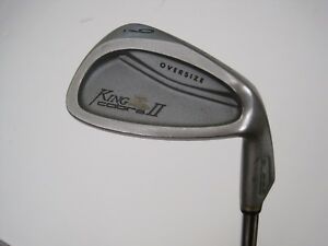 * King Cobra Ii Oversized 9 Iron Cobra Steel Shaft
