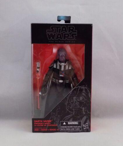 """Star Wars The Black Series 6/"""" Darth Vader Emperor/'s Wrath WALGREENS Exclusive"""