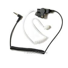 3.5mm Listen Only FBI Earpiece Earphone for KENWOOD KMC-25 KMC-26 Speaker Mic