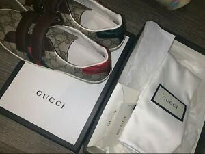 Gucci trainers size 4.5 | eBay