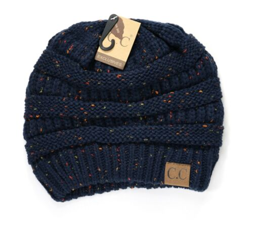 CC Beanie Classic Solid or Confetti Beanie Hat Cap