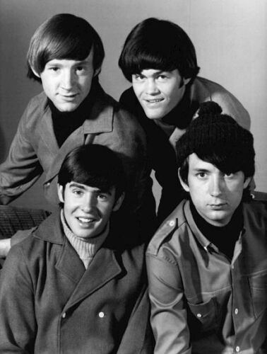 "The Monkees Classic TV 14 x 11/"" Photo Print"
