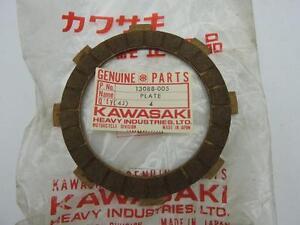13088-005 NOS Kawasaki Clutch Friction Plate C2SS C2TR Roadrunner W2548
