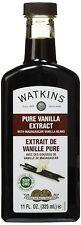 Watkins All Natural Extract, Madagascar Bourbon, Pure Vanilla, 11 Ounce