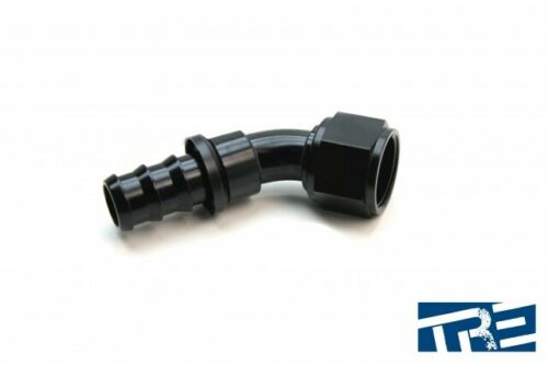 12AN 45 Degree Push-On Hose End