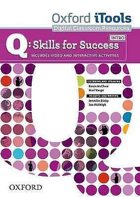 Q Skills for Success: Intro: iTools (Digital book, 2012)