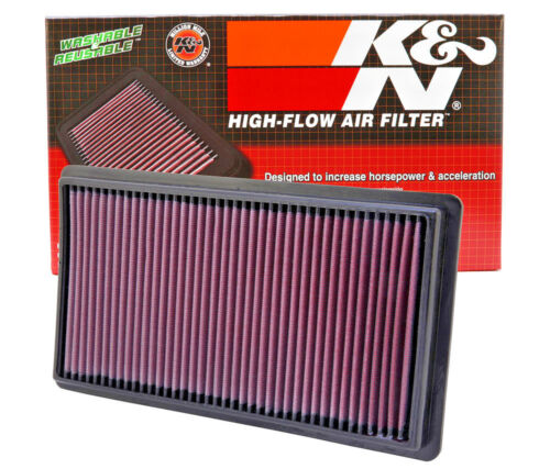 K/&N 33-2395 Replacement Air Filter for 07-14 Ford Edge /& MKX /& MKZ 3.5L