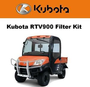 kubota oem rtv900 filter maintenance kit fast free. Black Bedroom Furniture Sets. Home Design Ideas