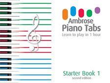Aprende a tocar el piano o teclado en 1 solo una hora de música para Adultos Principiantes. libro.