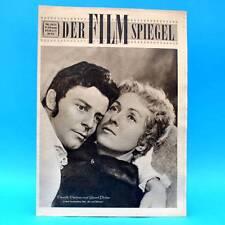 DDR Filmspiegel 19/1955 Danielle Darrieux Gerard Philipe Rolf Ludwig Greta Garbo
