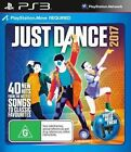 Just Dance 2017 Move for Ps3 Sony PlayStation 3 Original Aus Version