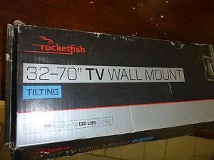 Rocketfish Rf Tvmlpt03v2 Tilting Wall Mount For Most 32