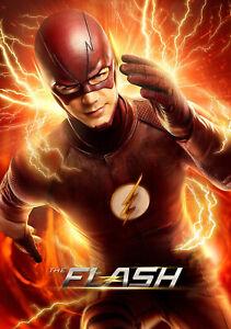 Verrassend The Flash CW Promo Poster 11x17 Grant Gustin | eBay GG-53