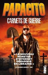 carnets-de-guerre-Papacito-Neuf-Livre