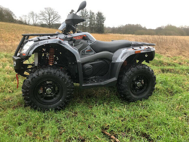 ATV GOES IRON LTD