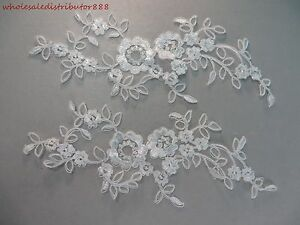 Champange golden thread flower lace trim venise lace trim lace