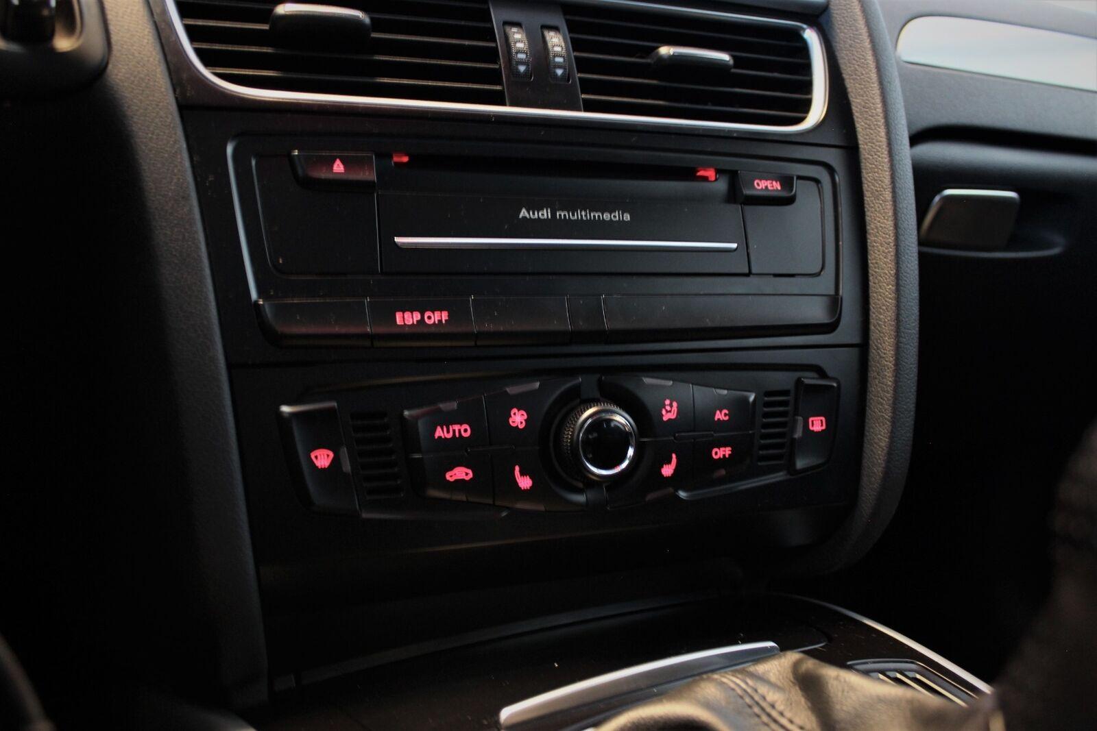 Audi A4 2,0 TDi 143 - billede 11