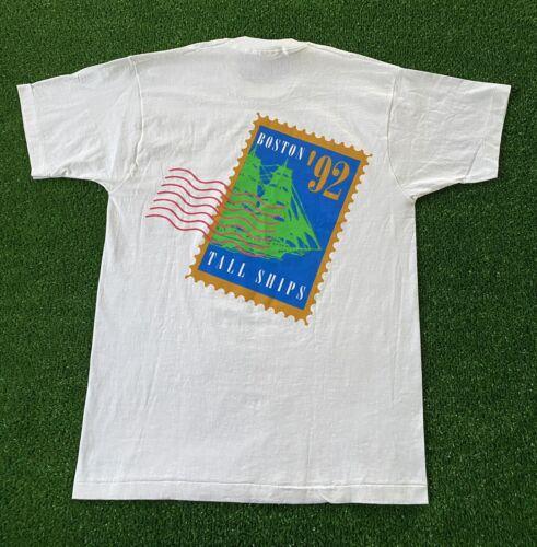 VTG 1992 Christopher Columbus Boston 92 America 50