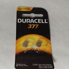 Dura2pk 1.5v 377 Battery No 67848 Duracell