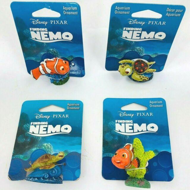 Penn Plax Finding Nemo Mini Aquarium Ornament Fish Tank Decoration Gift