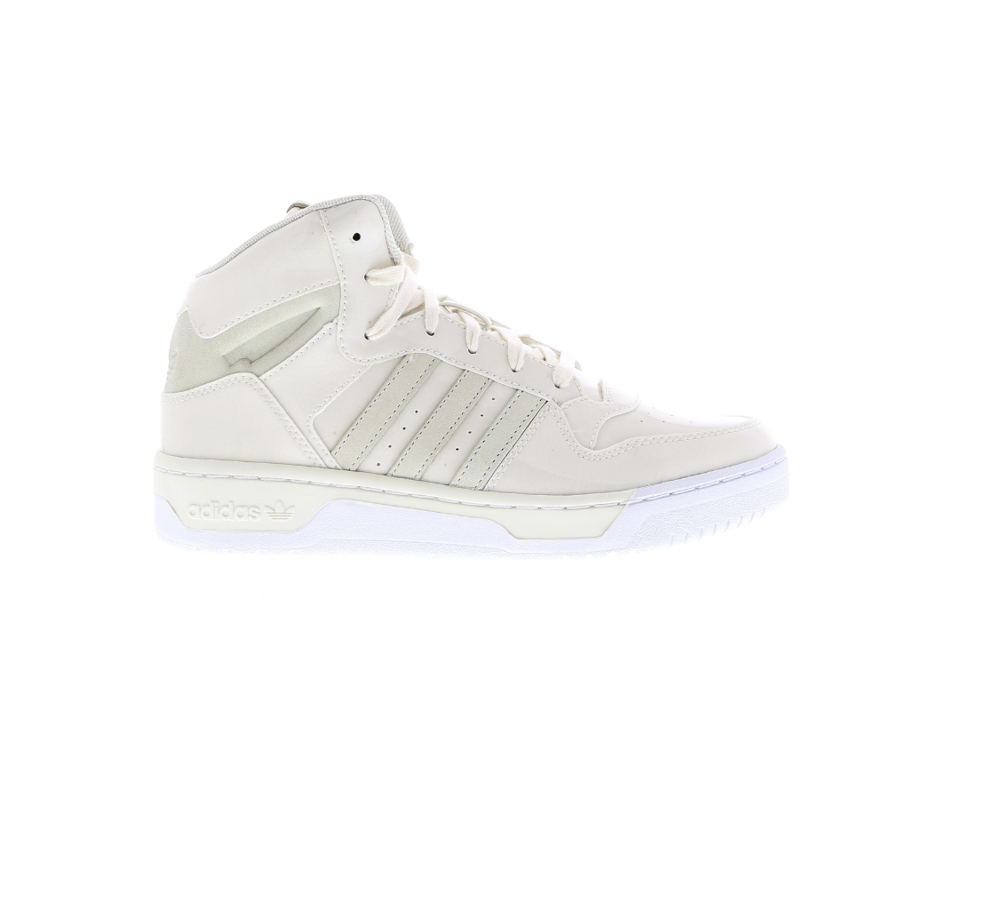 Womens ADIDAS M ATTITUDE REVIVE W Beige Hi Top Trainers BA7514