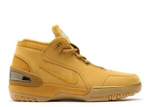 Details about NIKE AIR ZOOM GENERATION LEBRON ASG QS ALL STAR GAME WHEAT SZ 7 [AQ0110 700]