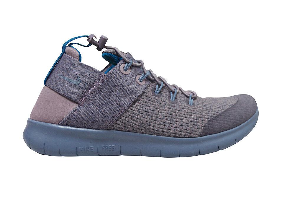 damen Nike Free Rn Commuter 2017 Premium - AA1622200 - Cobblestone Blau Trainer